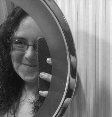 mirror self portrait